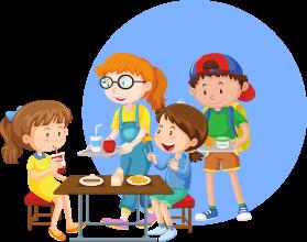 Les restaurants scolaires